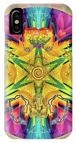 iPhone Case - Harmonics Of Your Soul by Alicia Kent
