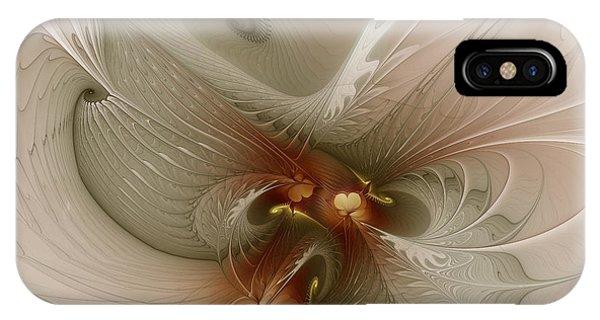 Luminous iPhone Case - Harmonius Coexistence by Karin Kuhlmann