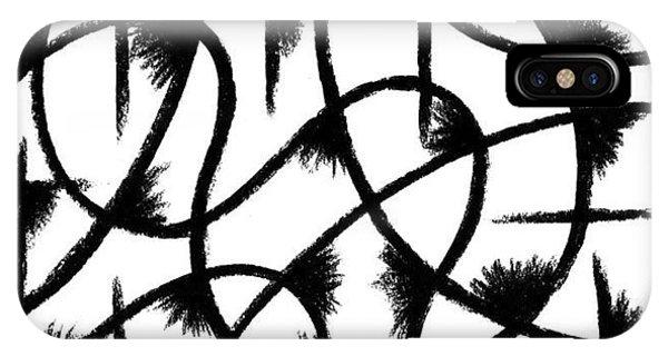 iPhone Case - Harmony II by Arides Pichardo