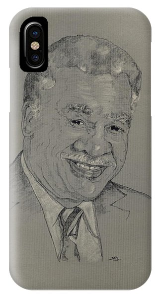 Harold Washington  IPhone Case