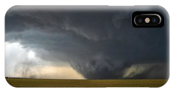 Harper Kansas Tornado 2  IPhone Case