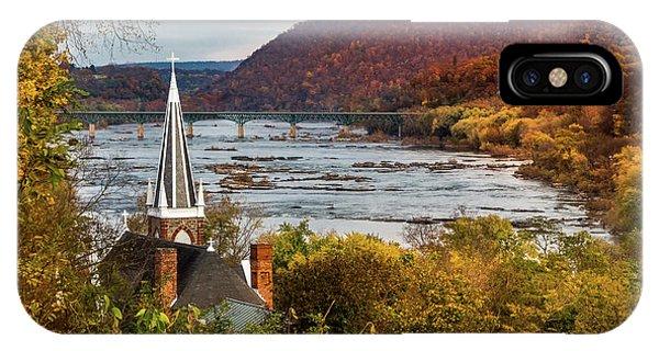 Harpers Ferry, West Virginia IPhone Case