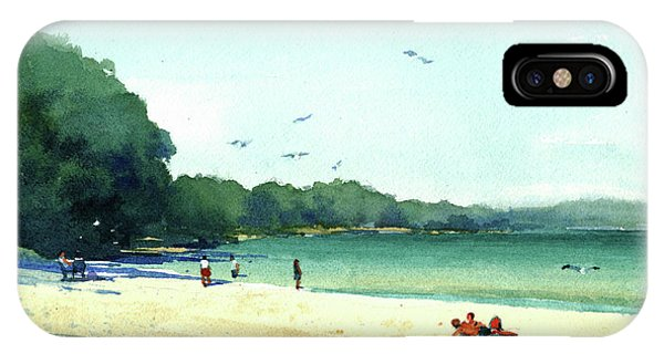 Harrington Beach, Wisconsin IPhone Case