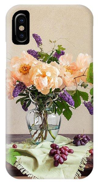 Harvest Bouquet IPhone Case
