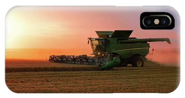 Harvest Colors IPhone Case