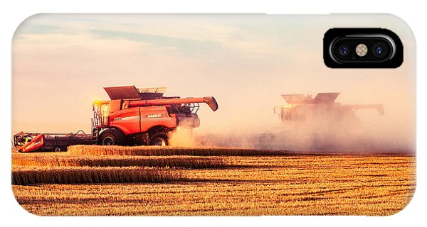Harvest Dust IPhone Case