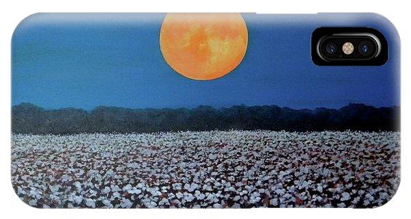 Harvest Moon IPhone Case