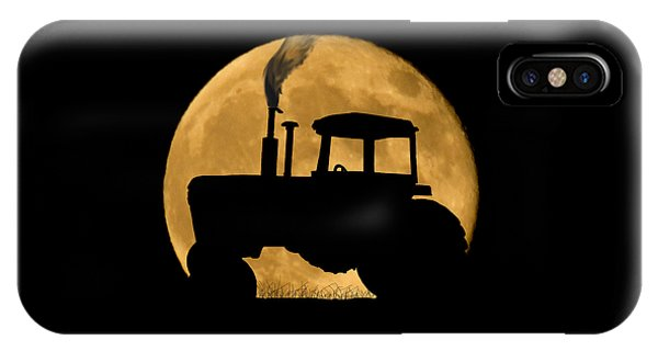 Harvest Moon IPhone Case