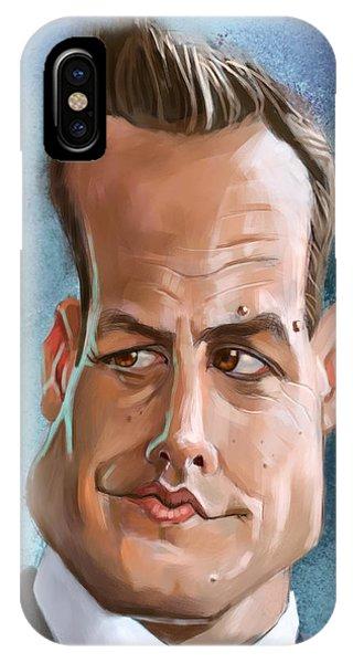 Harvey Specter IPhone Case