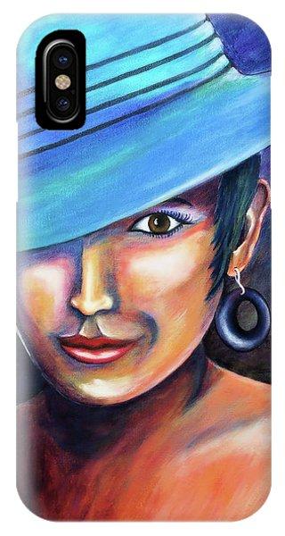 Hat Affair IPhone Case