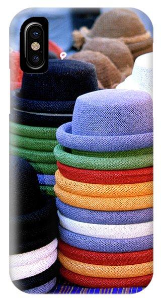 Hats, Aix En Provence IPhone Case