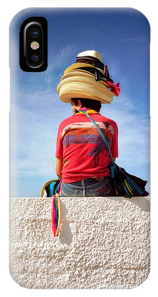 Hats IPhone Case