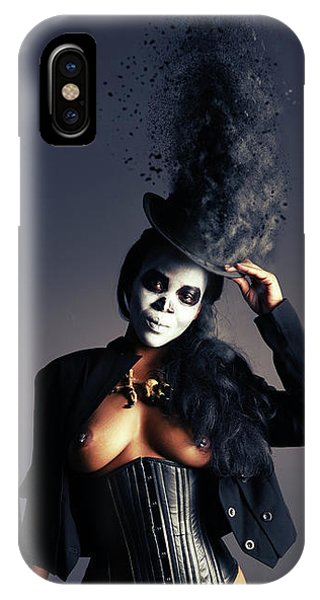 Explosion iPhone X Case - Hats Off by Smart Aviation