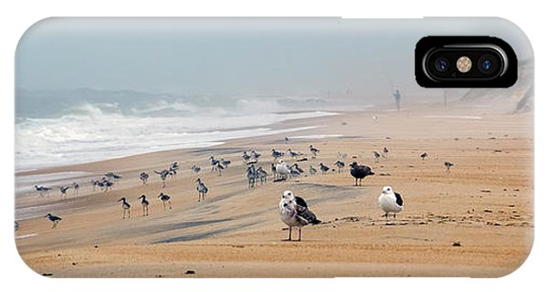 Hatteras Island Beach IPhone Case