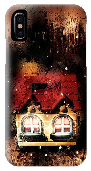 Exterior iPhone Case - Haunted Doll House by Jorgo Photography - Wall Art Gallery
