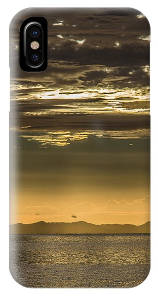 Hauraki Gulf At Sunrise IPhone Case