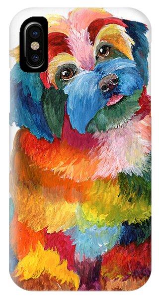 Hava Puppy Havanese IPhone Case