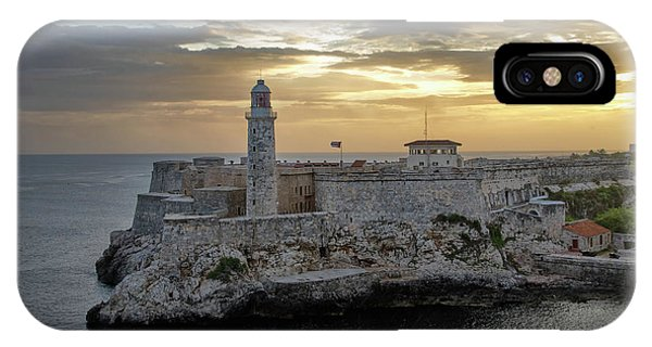 Havana Castillo 2 IPhone Case