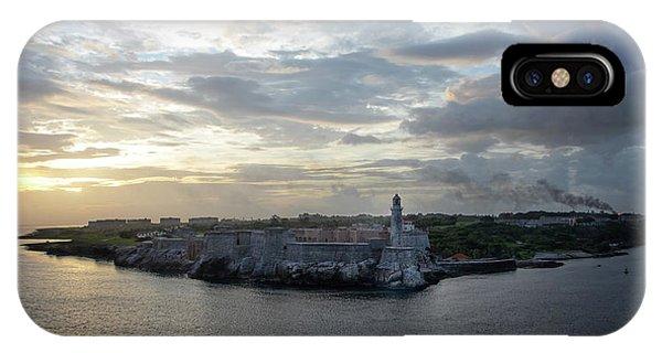 Havana Castillo IPhone Case