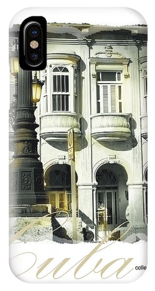 Havana Facade IPhone Case
