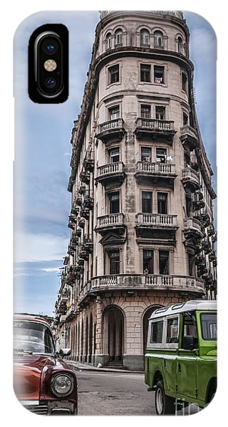Havana Old Cars IPhone Case