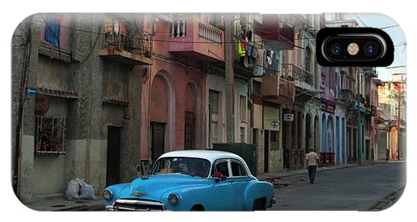 Havana Streets IPhone Case