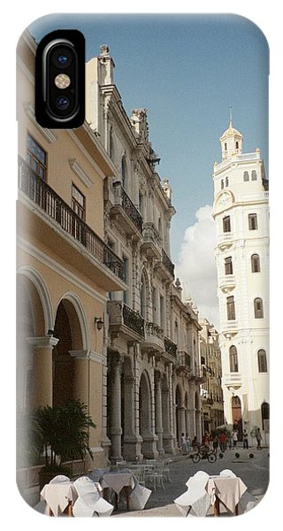 Havana Vieja IPhone Case