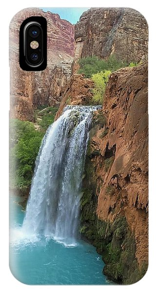 Havasu Falls Grand Canyon IPhone Case