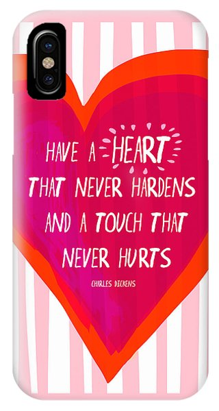 Have A Heart IPhone Case