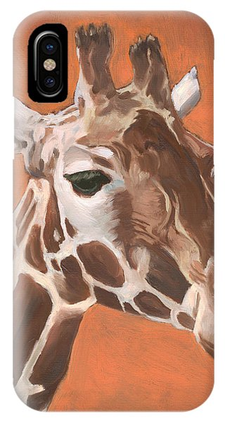 Have A Long Reach IPhone Case