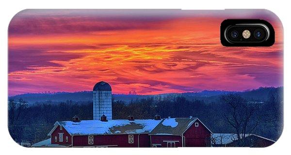 Havendale Farm IPhone Case