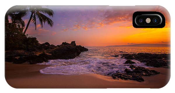 Hawaian Paradise IPhone Case