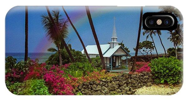 Hawaii Rainbow IPhone Case