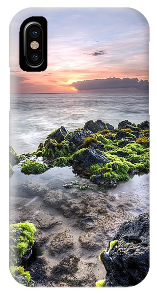 Tidal iPhone Case - Hawaii Tide Pool Sunset by Dustin K Ryan