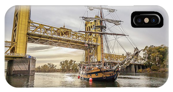 Hawaiian Chieftain   IPhone Case