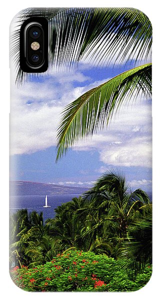 Hawaiian Fantasy IPhone Case
