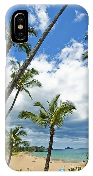 Hawaiian Shore On Maui 14 IPhone Case