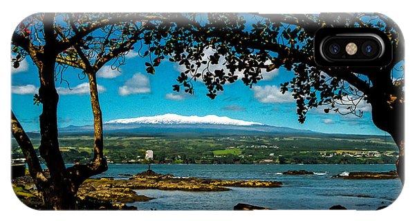 Hawaiian Snow IPhone Case