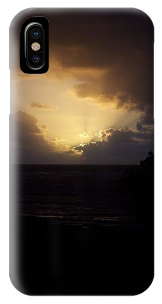 Hawaiian Sunrise IPhone Case