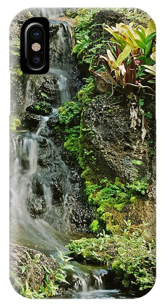 Hawaiian Waterfall IPhone Case