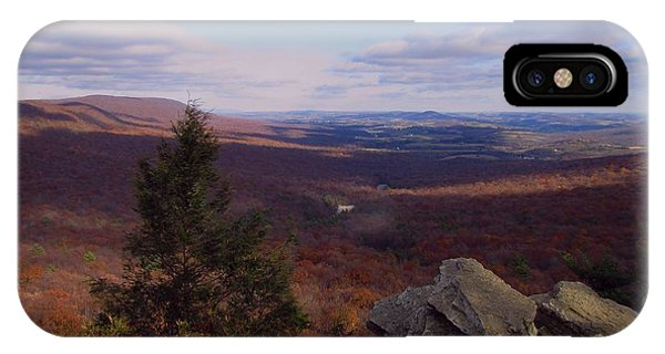 Hawk Mountain Sanctuary IPhone Case
