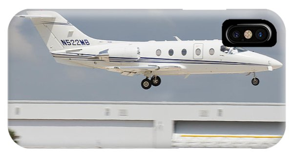 Hawker Beechcraft IPhone Case