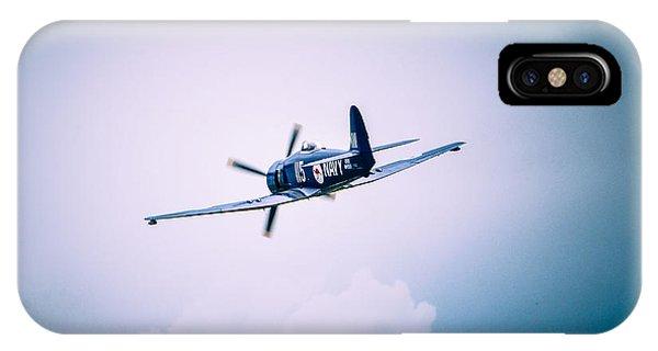 Hawker Sea Fury Fb11 IPhone Case
