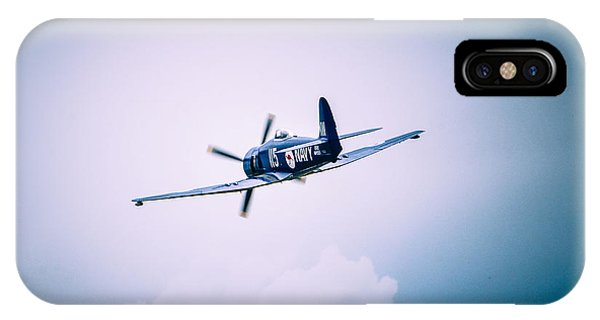 Hawker Sea Fury Fb11 IPhone Case