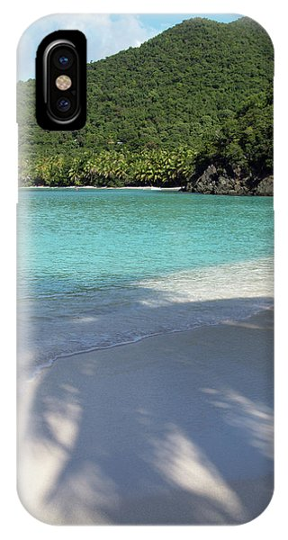 Hawksnest Bay And Gibney Beach IPhone Case