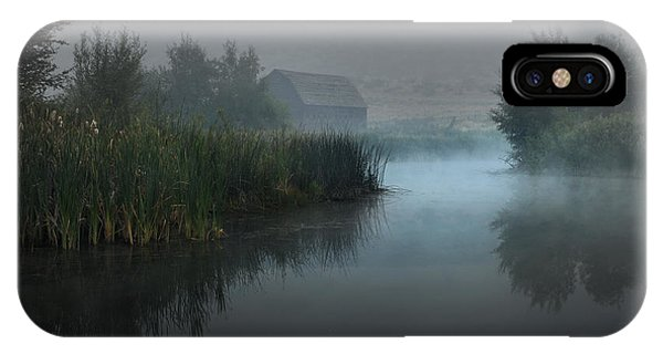 Haynes Ranch Predawn II IPhone Case