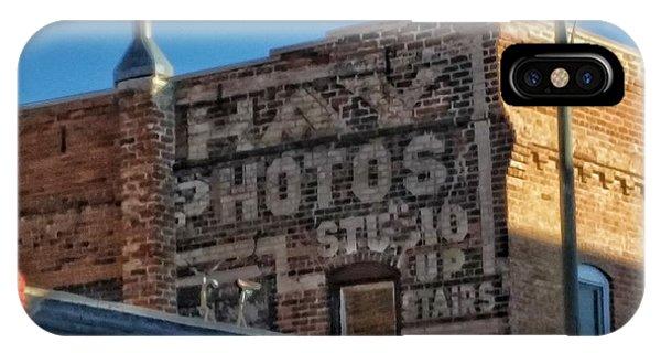 Hay Photo Studio IPhone Case
