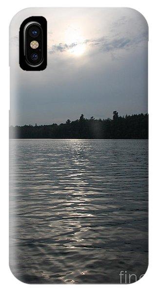 Hazy Sunset IPhone Case