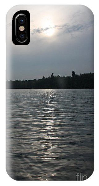 Hazy Sunset IPhone Case