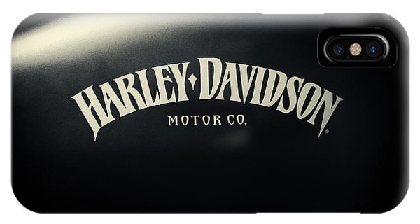 Hd Iron 883 Gas Tank IPhone Case